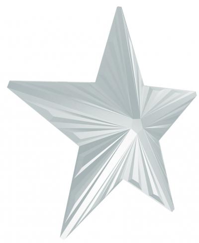Звезда с гранями