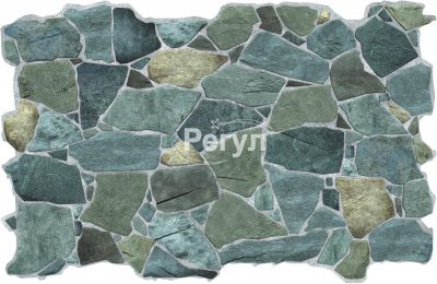 Камень «Дикий зеленый»