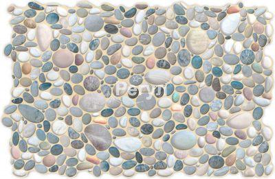 Камень «Галька голубая»