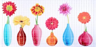 "Mosaic ""Vases"""