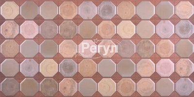"""Mosaic """"Cherry Plate"""""""